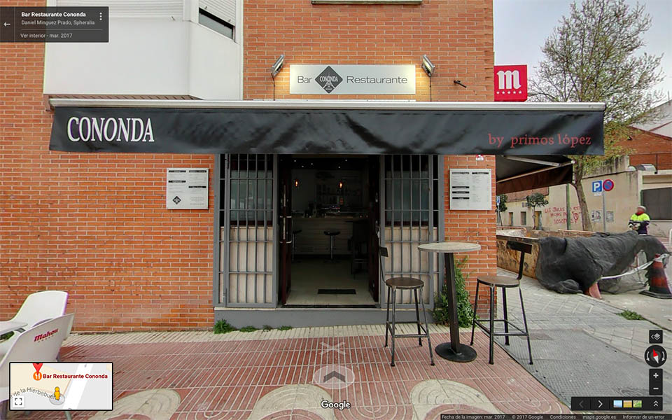 Bar Restaurante Cononda