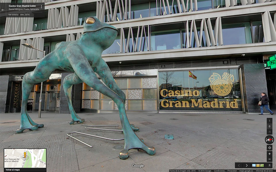 Casino Gran Madrid Colón