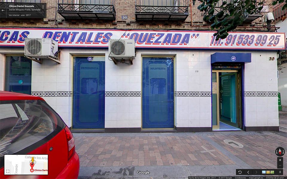 Clínica Dental Quezada