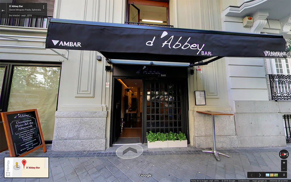 D´Abbey Bar