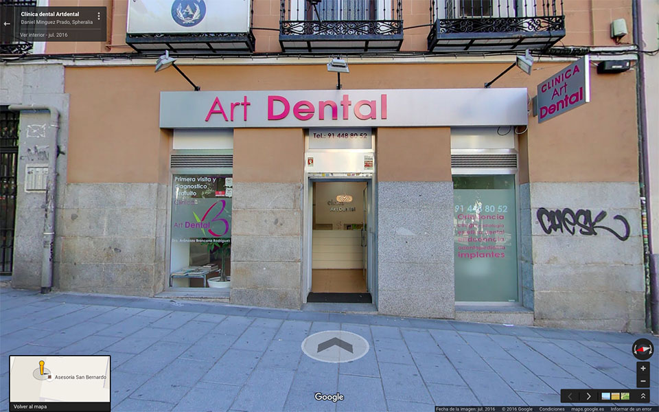 Clínica dental Art Dental