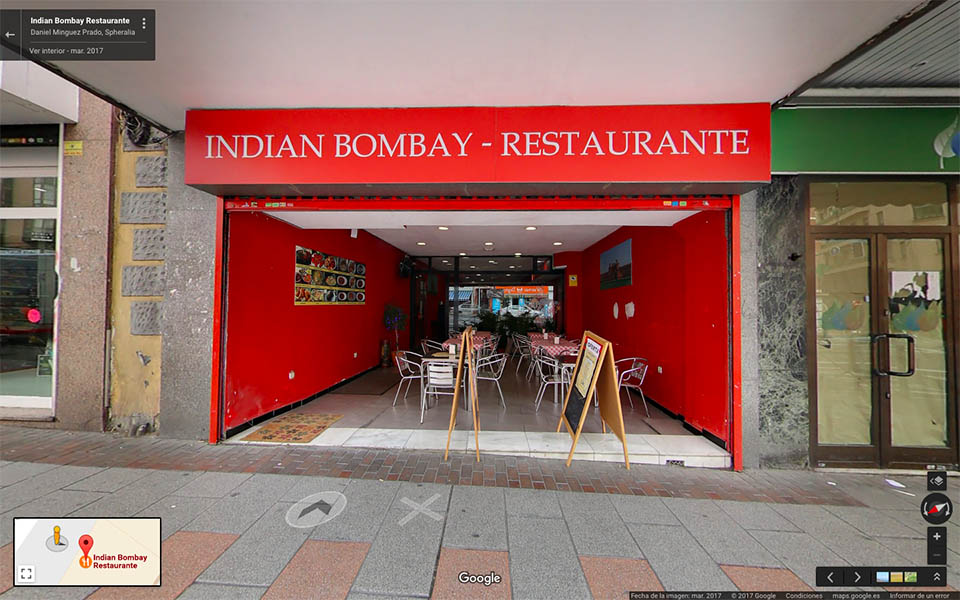 Indian Bombay Restaurante