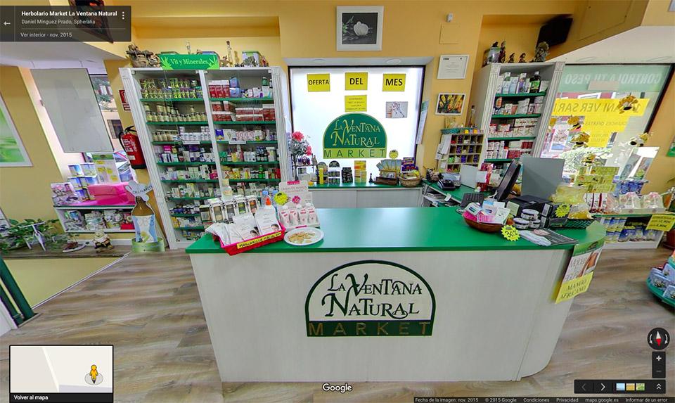 Herbolario Market La Ventana Natural En Google Business View