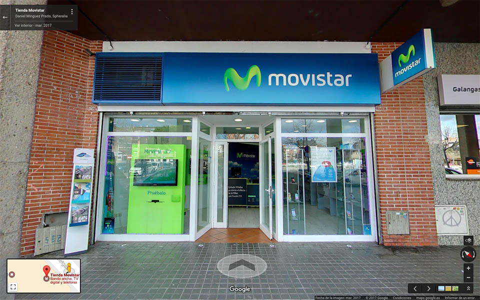Movistar - Collado Villalba
