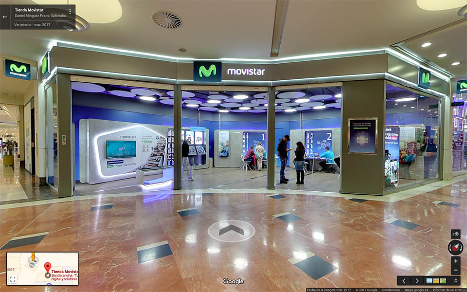 Movistar - Tres Aguas