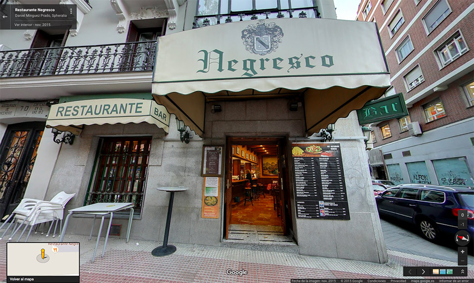Bar-Restaurante Negresco